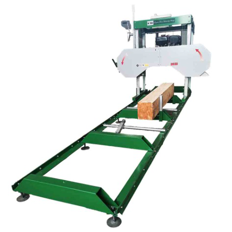 Wholesale Wood Processing Machine Portable Band Saw Mill Sawmill