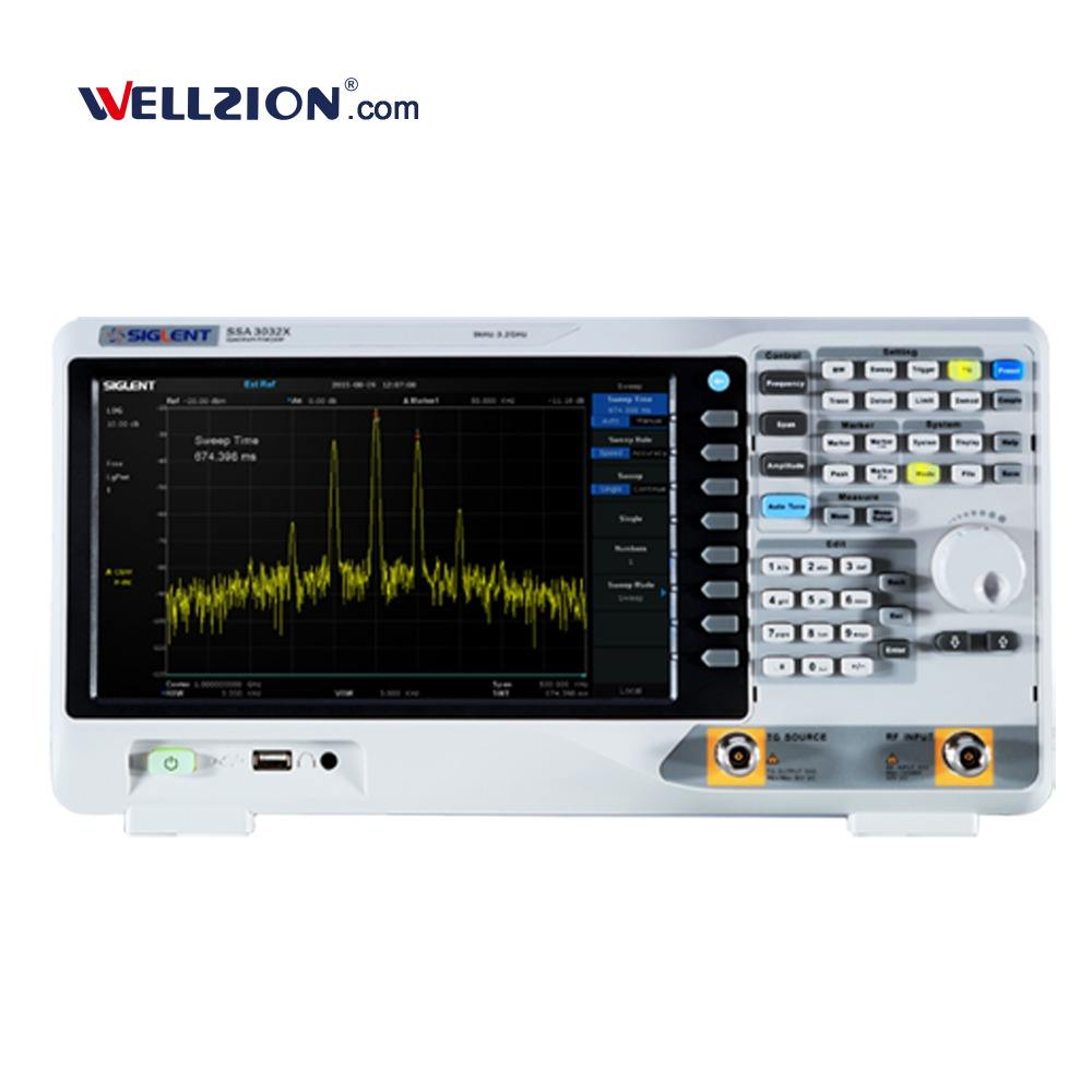 Siglent SSA3032X,3.2GHz Spectrum Analyzer