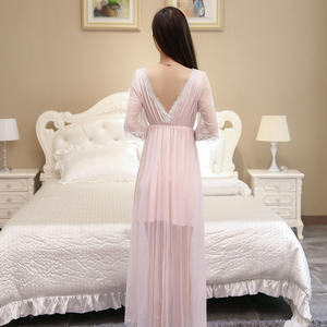 100% Cotton ladies dubai turkey Stock Women clothes Sleepwear