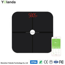 195kg high Accuracy Digital Personal Weighing Scale,Smart Weigh Weight Scale Digital Body bluetooth smart scale