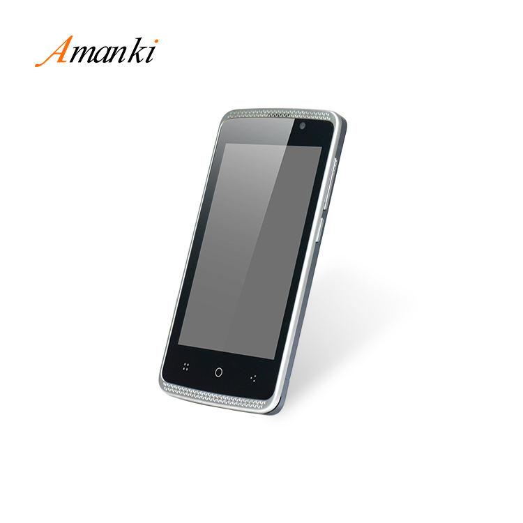 Nuevos productos! Alta calidad de Shenzhen fábrica OEM hacer su propia marca al por mayor 2G Android Teléfono móvil inteligente