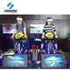 Arcade vr large mall entertainment equipment motorcycle racing simulator game
