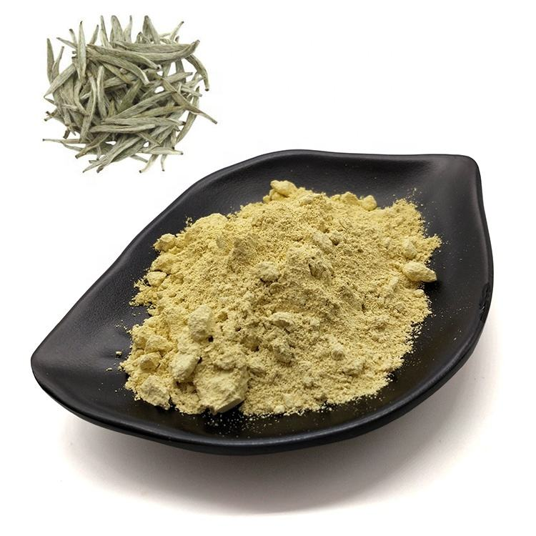 Free Sample Chinese Tea Extract Instant White tea Powder