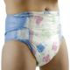 Manufacturer cute sexy printed unisex ultra thick super absorbent irritation free disposable ABDL adult baby diaper for adult