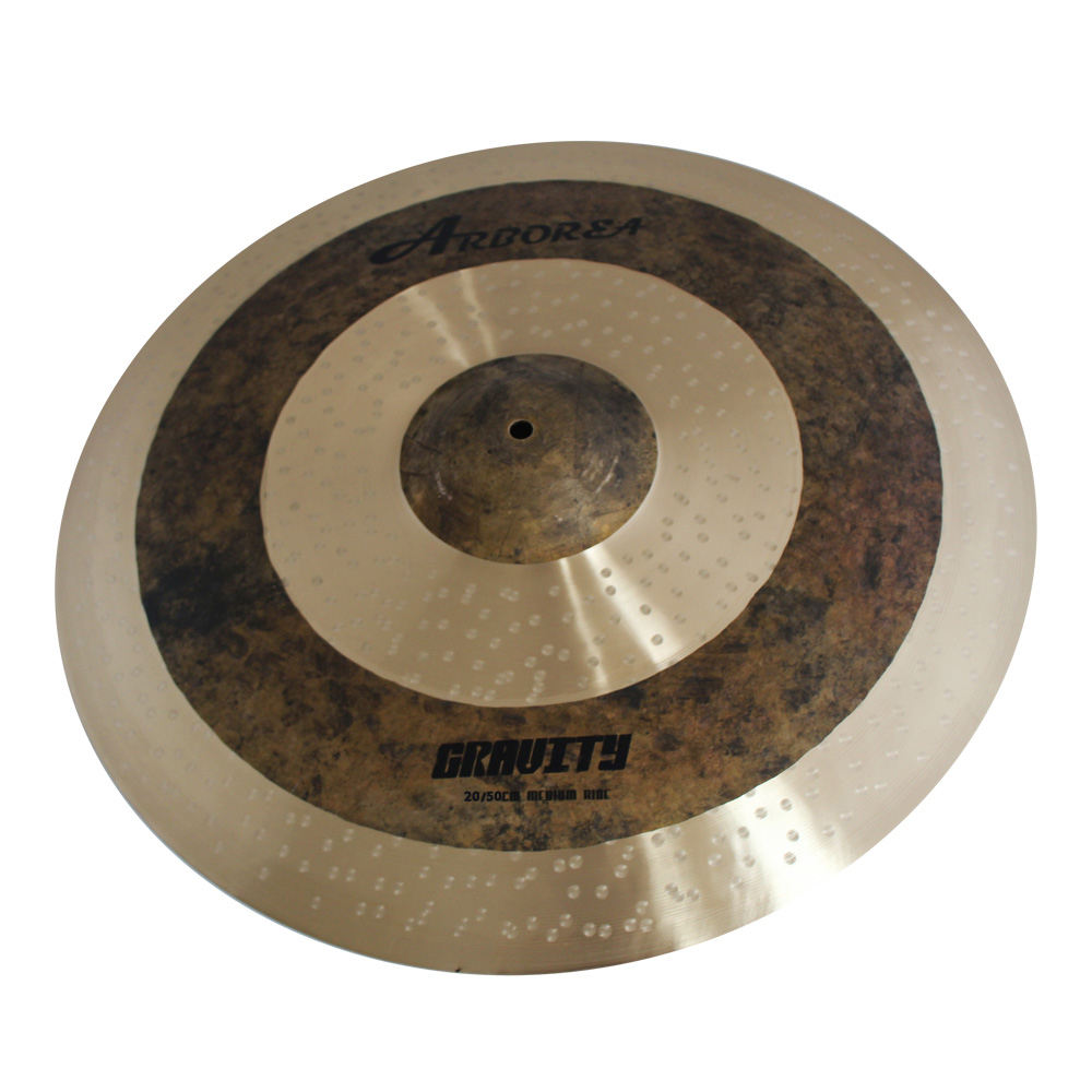 Musical Instrument Cymbals Traditional Percussion Music Instrument ARBOREA Rocktagong Cymbals New Designed Effect Cymbals