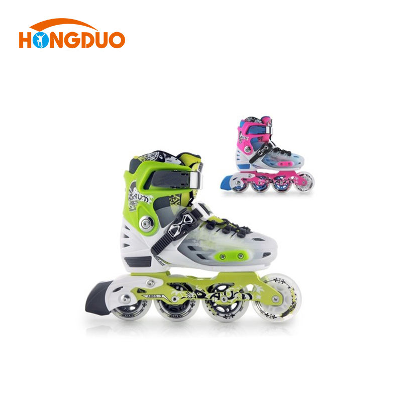 China factory men patines inline skates professional roller skates wholesale 4 wheels popular hot sell shoes
