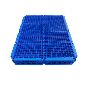 Customized large size tailor-made logistics packaging use plastic pallet manufacturer