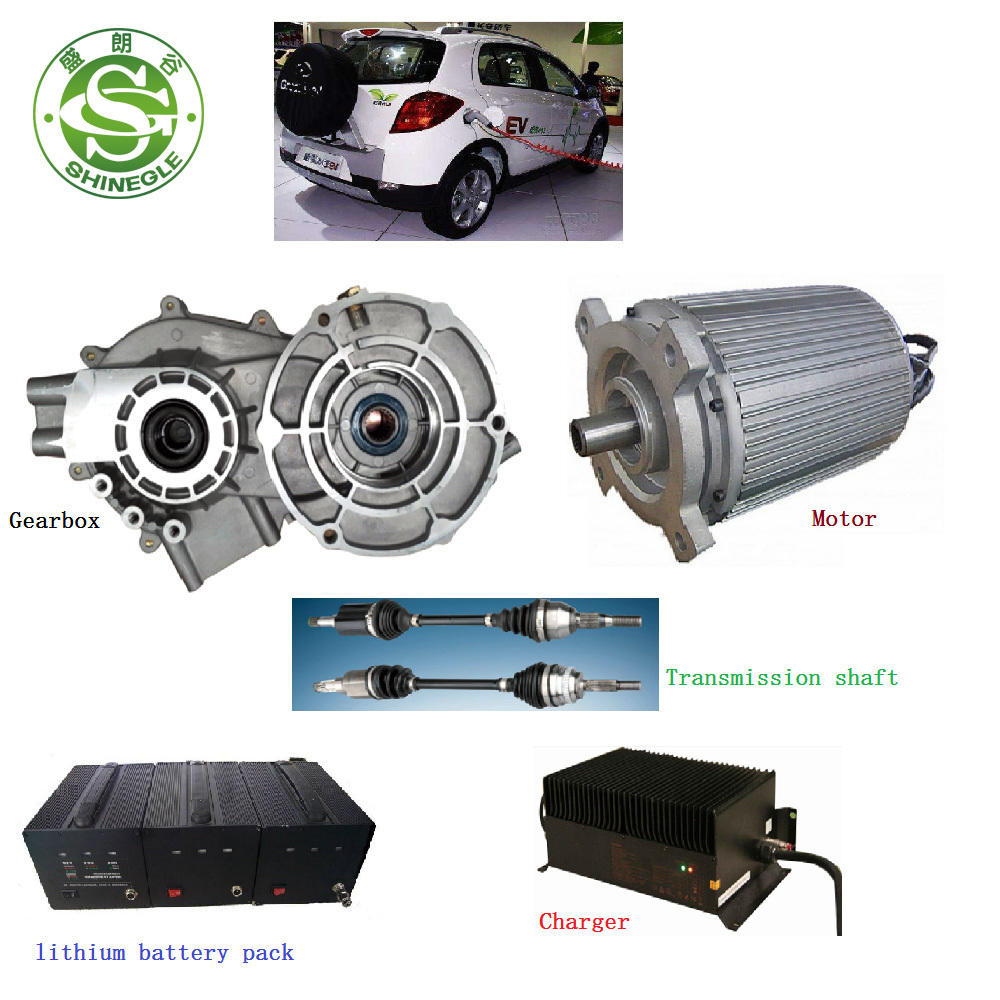 10KW Electric Car Conversion Kit for Retrofit Car