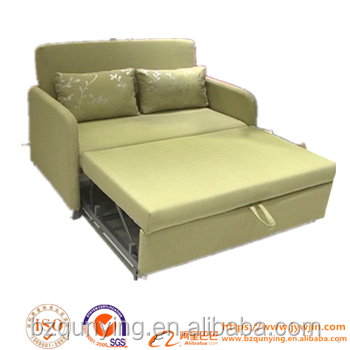 fold-able bedroom sofa bed frame A089