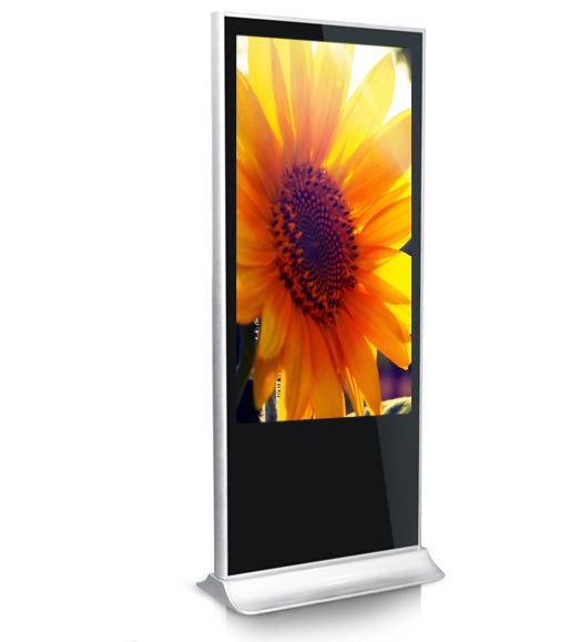 HBY Новинка! 43 дюймов Android HD напольная тип ЖК-внутреннего применения цифровой плеер рекламы с сети 3 г/Wi-Fi