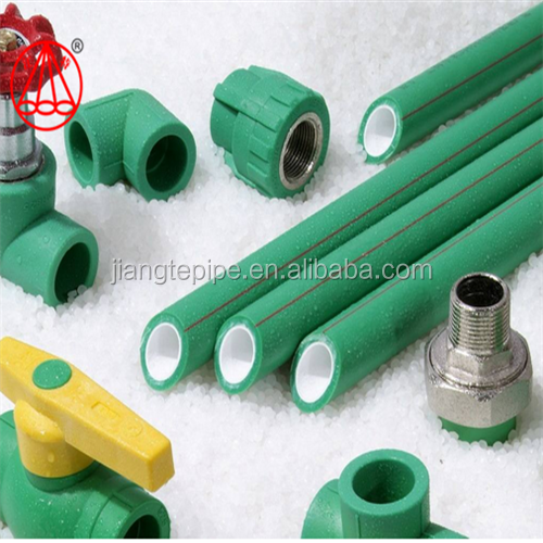 PPRC Pipe PN20 for drinking water system Wholesale pprc pipes and fittings