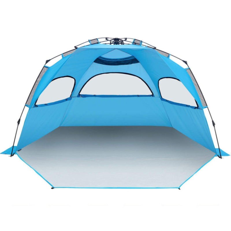 Portable outdoor Instant easy set up Sun beach shelter tent