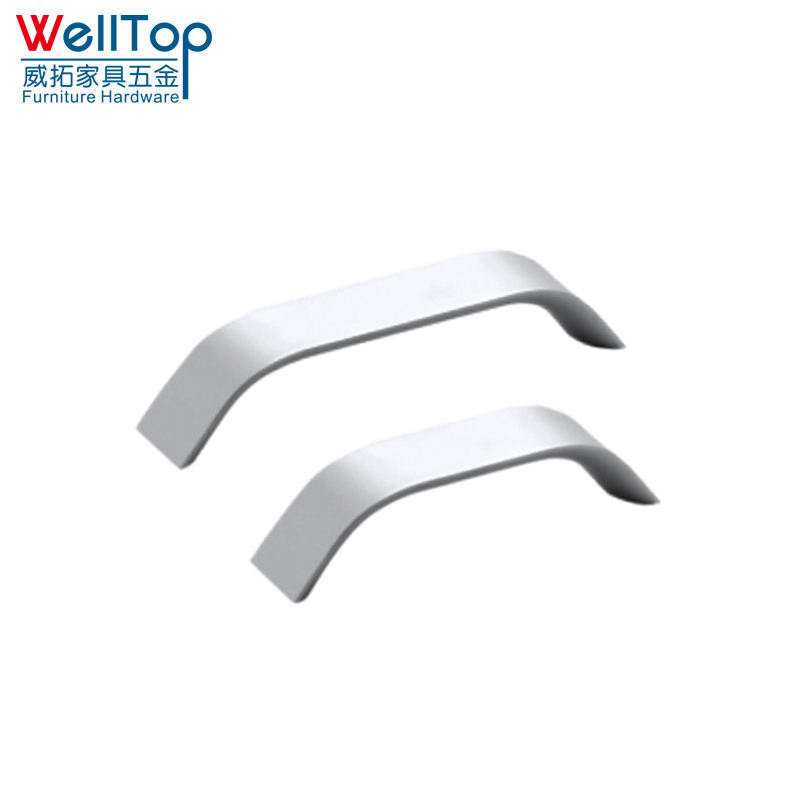 New kitchen cabinet zinc alloy handle furniture handles