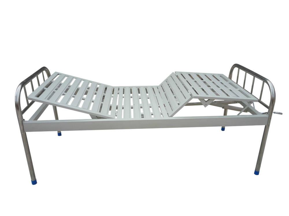 Дешевые кровати из нержавеющей стали, сертифицированные CE