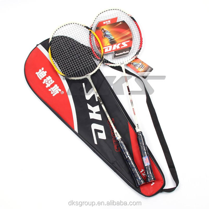 Hot sale and High quality aluminum alloy Badminton Racket