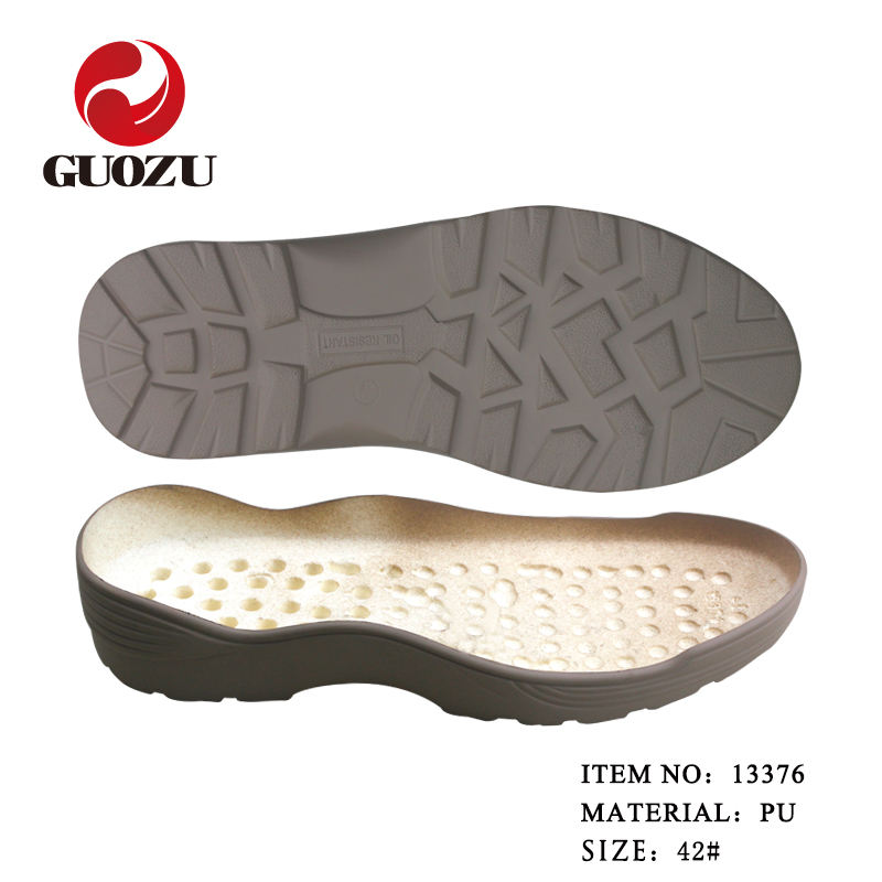 working boots sole men safty shoes sole PU outsole