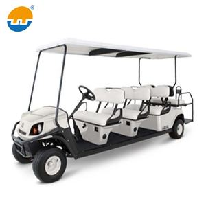 Electric mini golf cart with battery cheap price