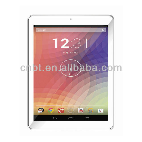 Video wiedergabe Allwinner A31S Quad Core CPU wolke tablet pc