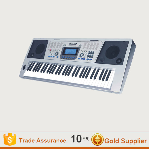 Best quality 61 Keys Electronic Keyboard with electronic organ stand
