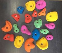 Your quality choice!Mixed lot Kids rock climbing holds with CE and ROHS