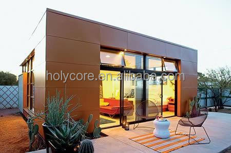 Mobile portable house for sale made of composite material holypan