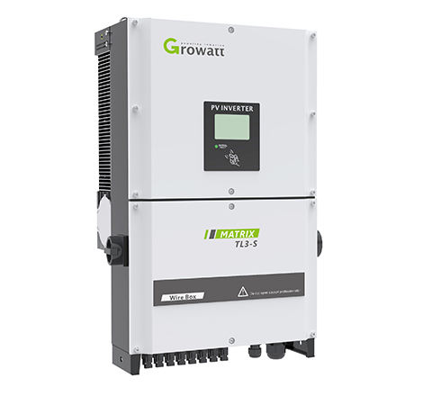 On Grid Solar Inverter 2KW 3KW 5KW 10Kva 20Kva 30Kkva Growatt solar power inverter