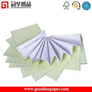 Cheap factory price professional 2 3 ply computer printing paper