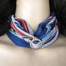 short jewellers european new style necklace scarf