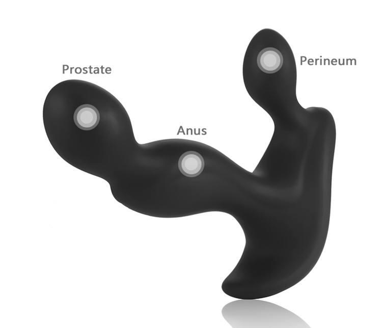 dispositivo de ordeño de próstata masculino