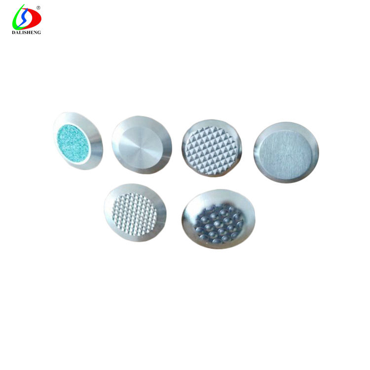 New Tactile Indicator Stainless Steel Studs for Paving