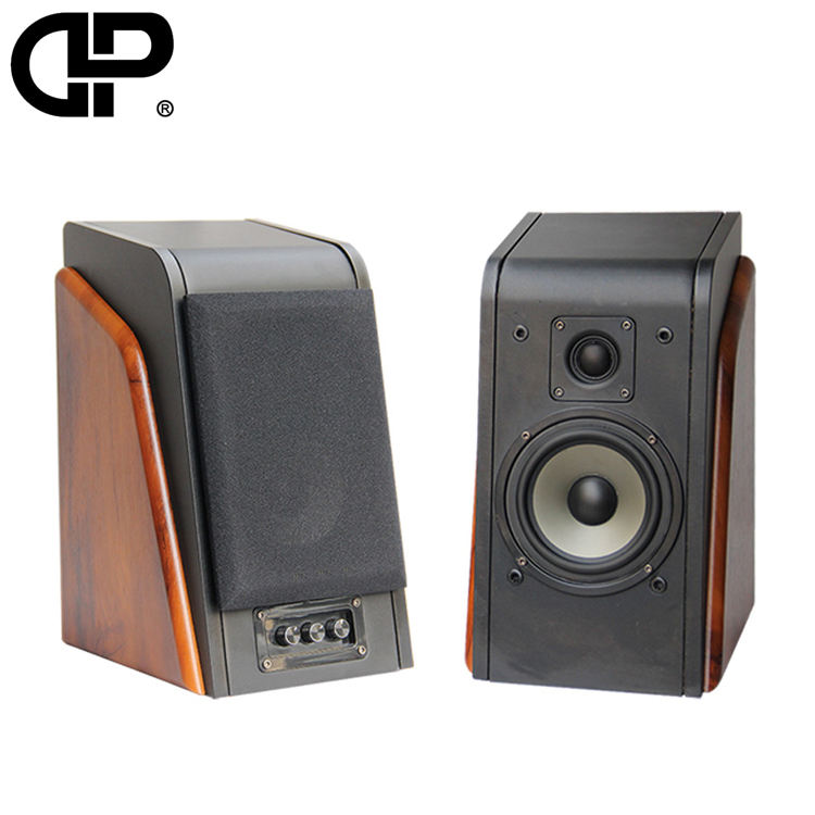 Kualitas tinggi bluetooth suara Speaker woodenv kotak DJ speaker aktif speaker HiFi multimedia portabel amplifier