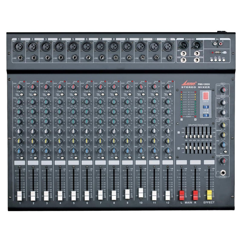 Disesuaikan Pmx802 Pmx Power Mixer USB