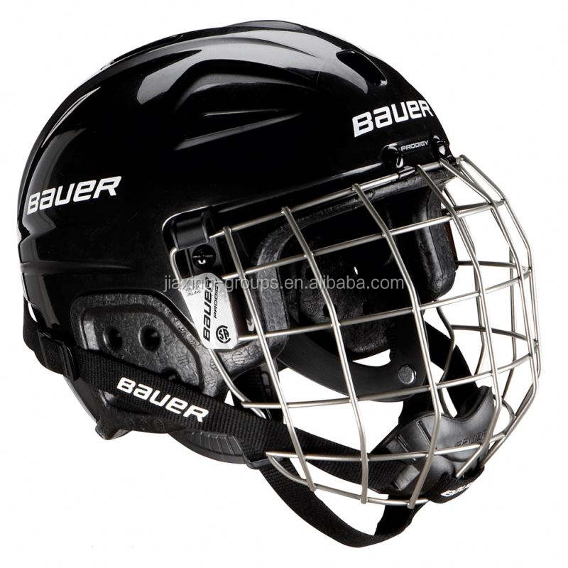 newstyle hockey helmet