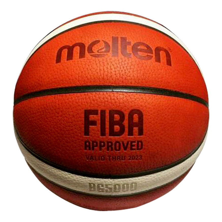 2023 baloncesto professional Molten BG5000 GG7X GG7 custom Premium Leather basketball ball for indoor outdoor