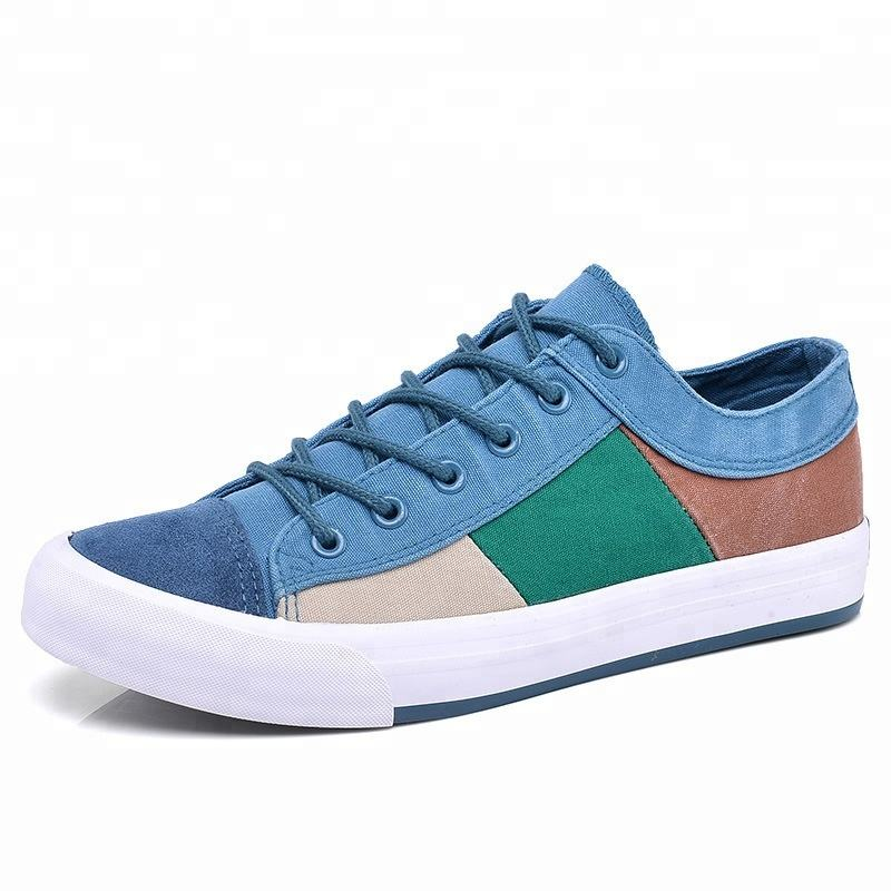 2018 fashion style rubber 솔 sneakers boys school canvas casual shoes