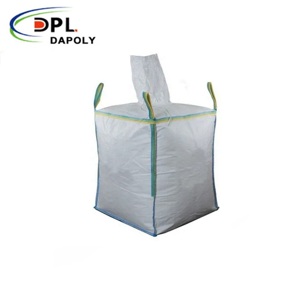 Dapoly Best Price Packing 1000Kg 1.5 Ton 1 Ton Jumbo Bulk Cement Bags