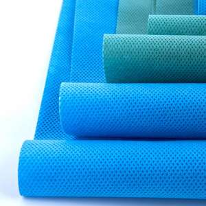 Oem Manufacturing Polyester Industrial Filter Fabric Nonwovens Polyester Non Woven Fabric