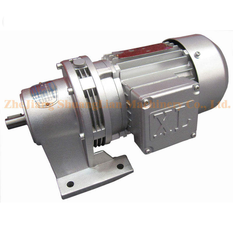 WB series cycloid planetary gear reducer taiwan geared speed reducer motor - helical gear for troweling machine