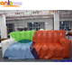 Factory price Air Sofa Portable Sleeping Bed Inflatable Lounger/travel Inflatable Bed summer for sale