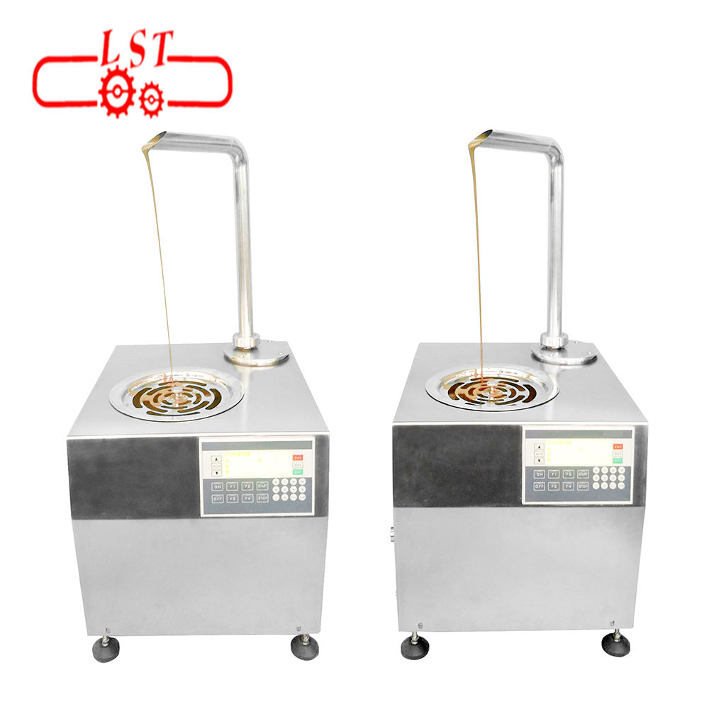 High Speed Commercial Automatic Mini Chocolate Tempering Machine Price