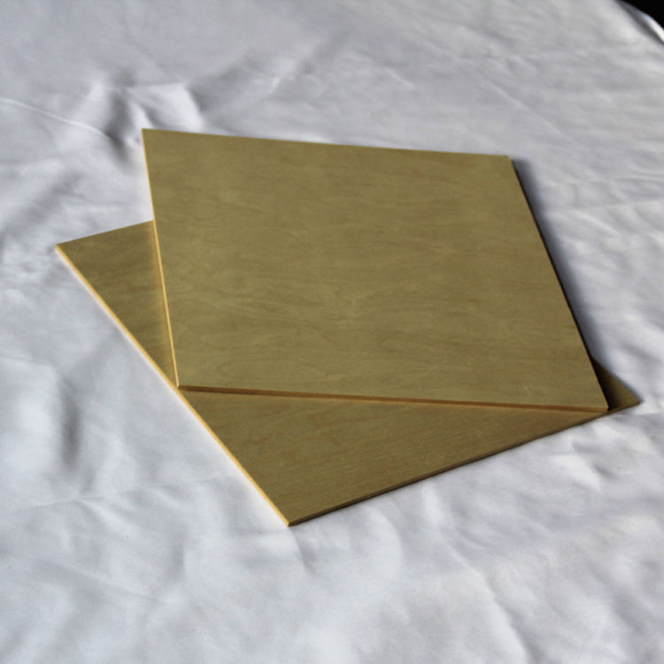 high quality paper thin maple wood veneer