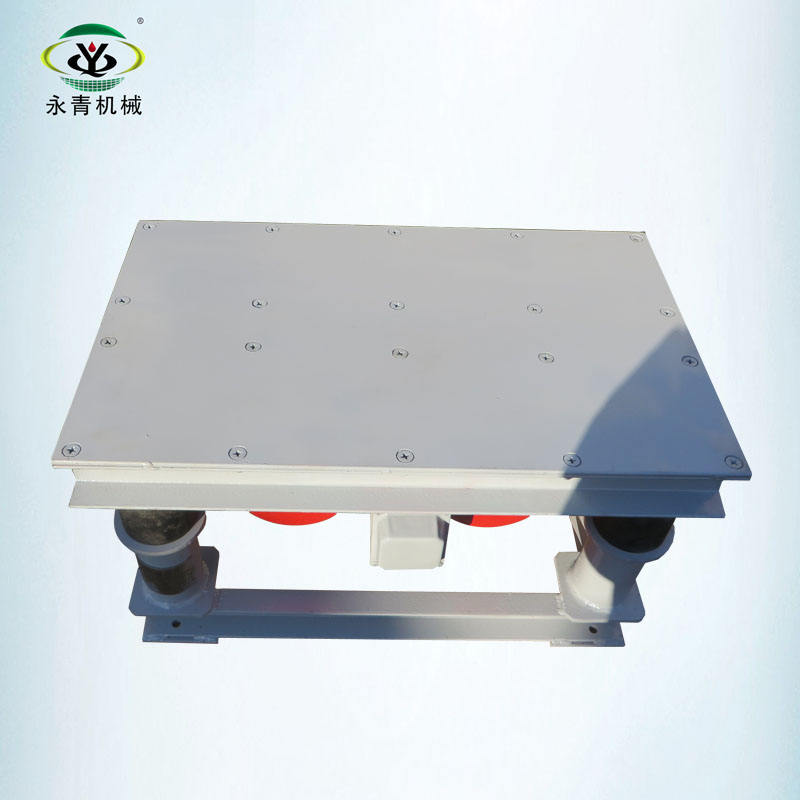 1000mm vibration table for plastic paver moulds