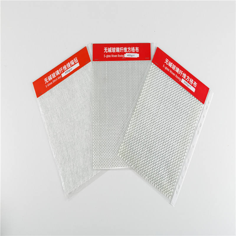 1.5 or 3mm texturize fiberglass cloth with vermiculite