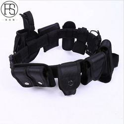 Combination Army Security Duty Military Tactical Belt