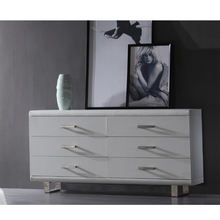 on sale modern leather chest of drawers made in china