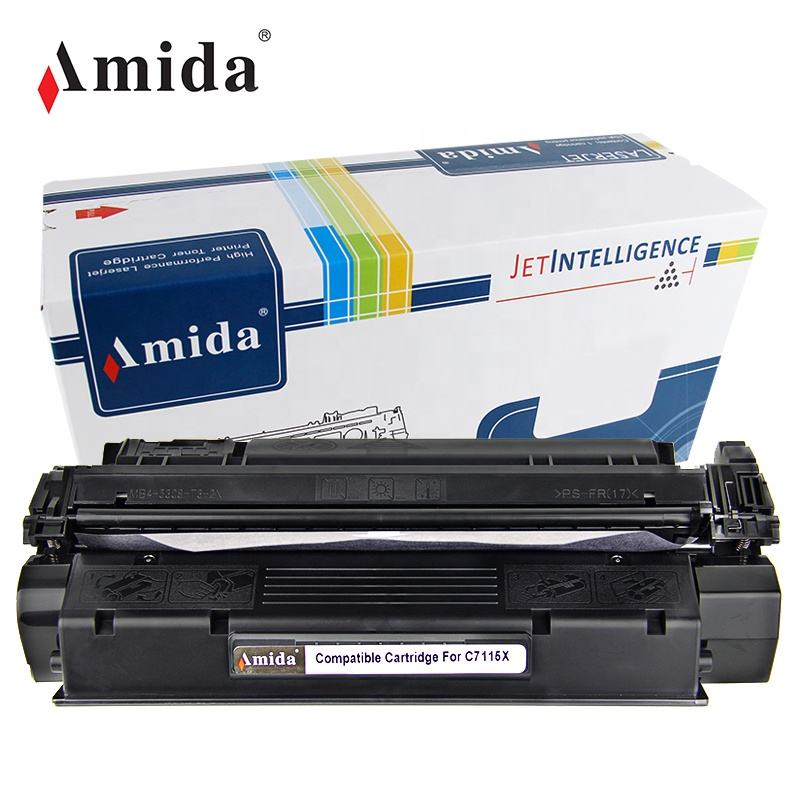 Amida Premium Toner Cartridge C7115X for 1000/1220/3330 / LBP-1210 Printer C7115X