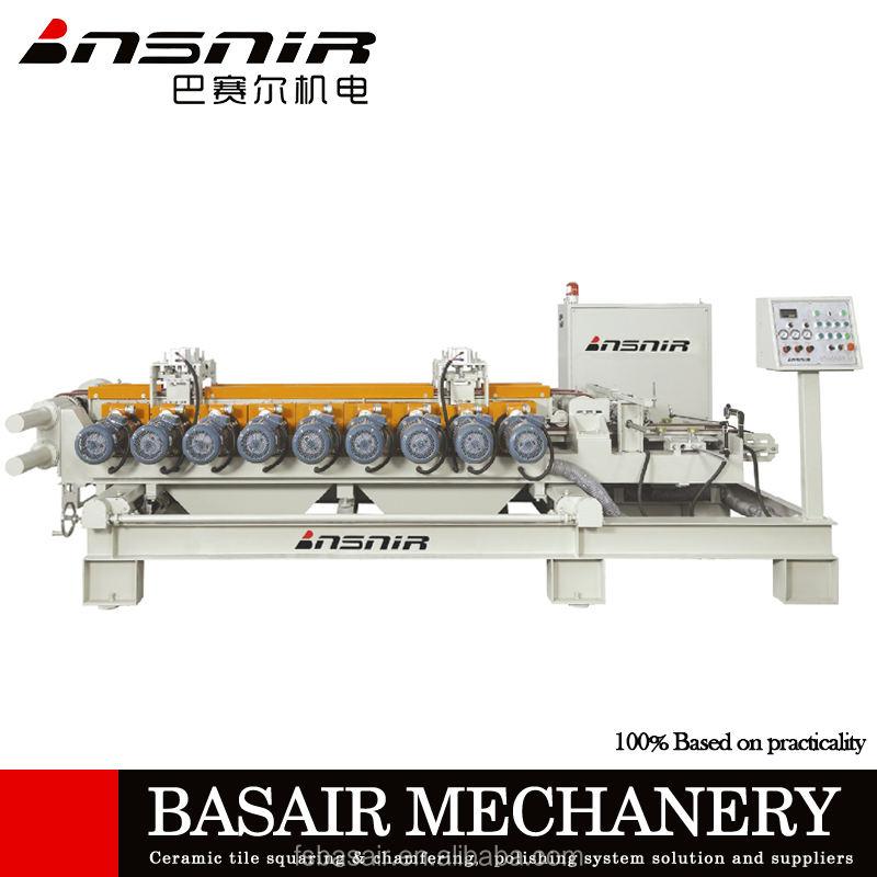 BSM850-850 8 + 1 de precisão de cada lado molhado que faz a máquina da telha Cerâmica