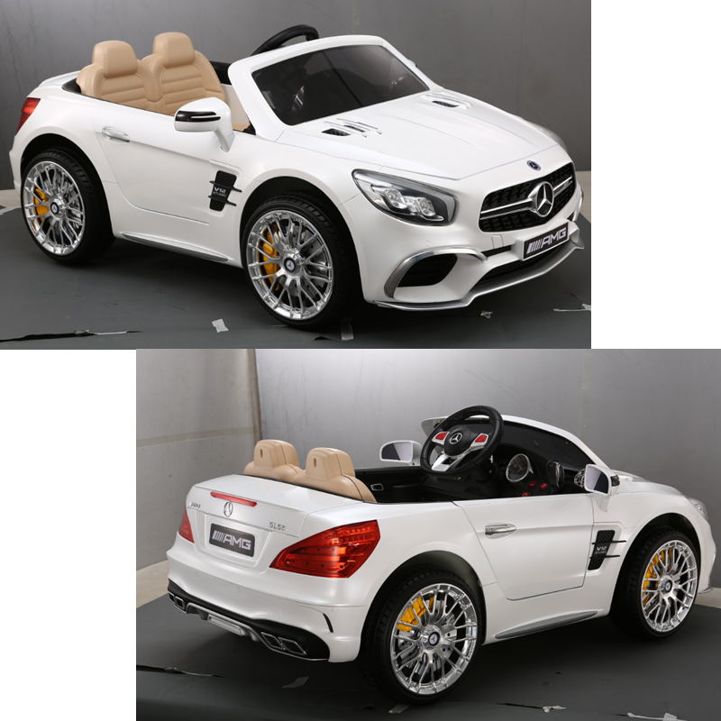 2017 Newest 12V kid electric ride on car Mercedes SL65
