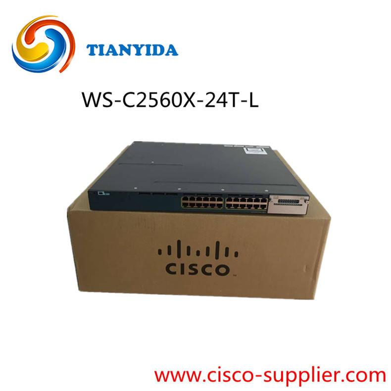Cisco Chất Xúc Tác 3650-X Loạt 24 Cổng Chuyển Mạch WS-C3560X-24T-L