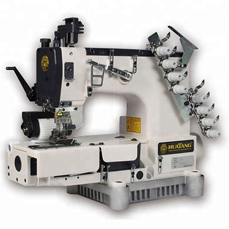 Bon informatisé entraînement direct multi aiguille machine à coudre